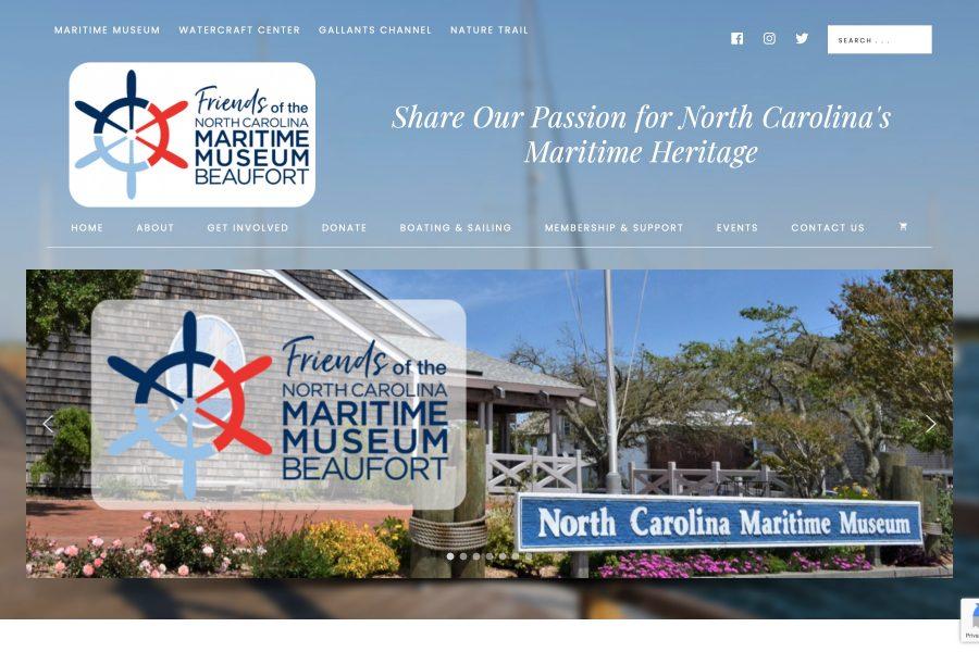 Friends of the North Carolina Maritime Museum in Beaufort