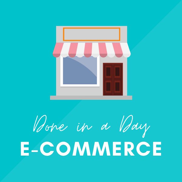 Done in a Day E-Commerce